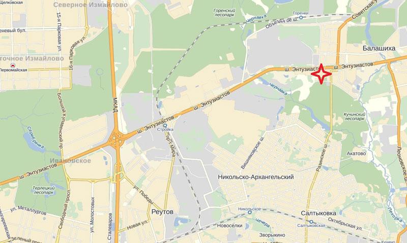 Перинатальный центр был основан на базе Балашихинского родильного дома.